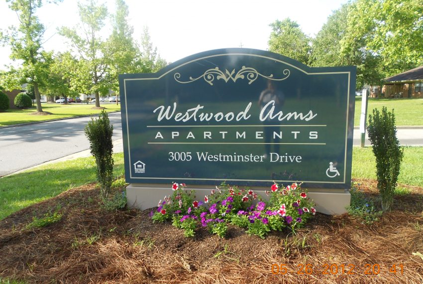 6.12 Westwood Sign