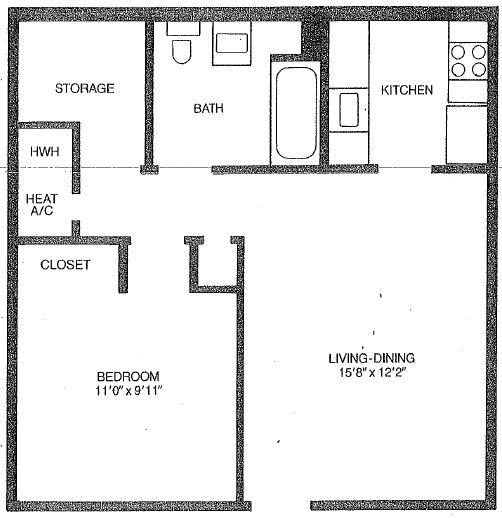 Irmo Village Apartments Westminstercompany