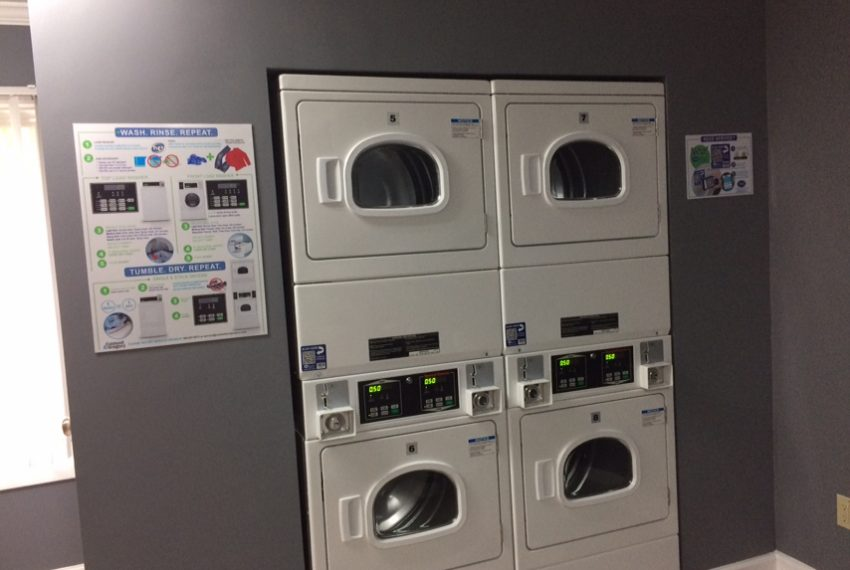 Woodstream Laundry