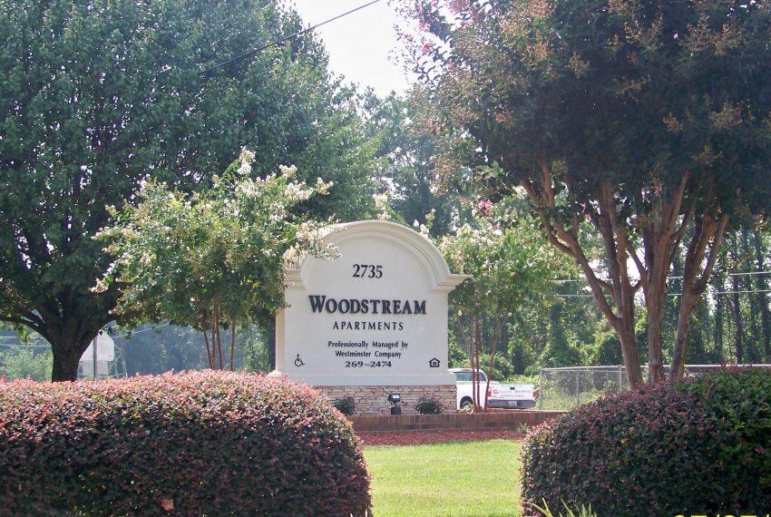 woodstream entrance