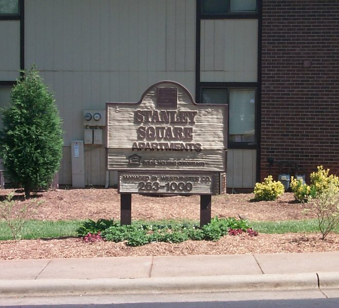 Apartments In Salisbury Nc: List Layout With Sidebar